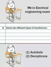 Different Types Of Memes - dopl3r com memes name two different types of transformers