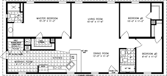 Floor Plans For Modular Homes Small Mobile Homes Small Home Floor Plans