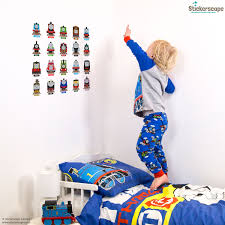 thomas friends collector s edition wall stickers stickerscape uk thomas friends collector s edition wall stickers
