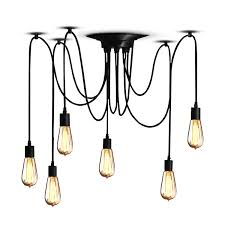 Farmhouse Ceiling Lights by Farmhouse Light Fixtures Under 200 On Amazon Southern Made