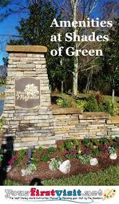 Shades Of Green by Amenities At Shades Of Green Resort
