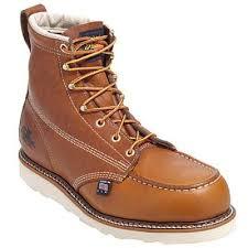 womens boots vibram sole thorogood boots s steel toe vibram sole work boots 804 4200