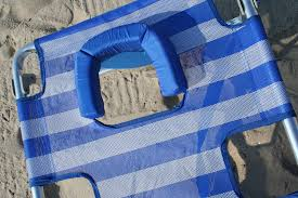 Amazon Beach Chair Amazon Com Ostrich 3 N 1 Beach Chair Lounger Color Blue 3n1