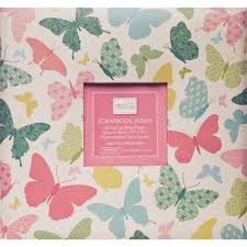 scrapbook albums grace scrapbook album paisley floral 8752 by www skippy