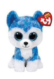 amazon ty beanie boos skylar husky justice exclusive