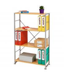 Beech Bookcases Uk Ballan Beech Four Shelf Bookcase Piranha Trading
