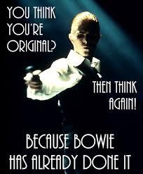 Bowie Meme - david bowie images david bowie wallpaper and background photos