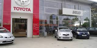 toyota car showroom dello toyota car dealer germany fiandre