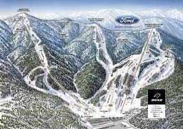 map usa big big mountain piste maps