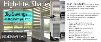 high light shades shades of home custom window treatments