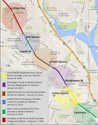 Green Line Mbta Map by Green Line Extension Neighborhood Meetings Start January 8 U2013 Tim