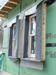 extending window openings for a deep energy retrofit