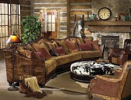 Leather Living Room Decorating Ideas by Best 25 Western Living Rooms Ideas On Pinterest Western House