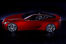 lexus hybrid coupe hybrid lexus lf lc concept coupe unfinished man