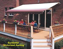 Sun Setter Awning The Top 4 Benefits Of Sunsetter Retractable Awnings G U0026b Energy