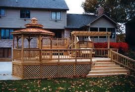 Deck With Pergola by Pergola U0027s Make A Great Addition To Any Raleigh Deck Or Patio