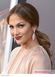 j lo ponytail hairstyles pictures jennifer lopez hairstyles jennifer lopez s low