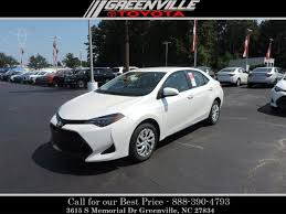 best price on toyota corolla 2018 toyota corolla for sale greenville toyota sku40743