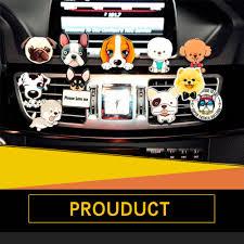 Interior Accessories by Aliexpress Com Buy Creative Tide Cute Dog Car Interior