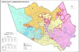 map houston harris county new boundaries in harris county houston media