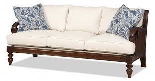 Wooden Frame Sofa Bed Wood Frame Sofa Loose Cushions Sofa Designs And Ideas