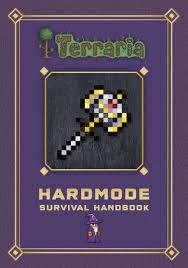 terraria guide book terraria hardmode survival handbook by puffin penguin books