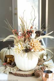 thanksgiving arrangements centerpieces 27 easy and thanksgiving centerpieces pinecone burlap and