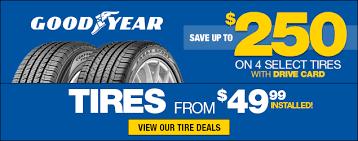 tread quarters discount tire auto service centers
