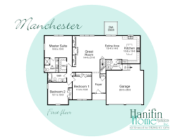home models hanifin home builders floor plans
