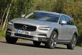 volvo uk volvo v90 cross country t6 2017 review autocar