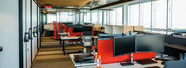 law firms embracing open offices