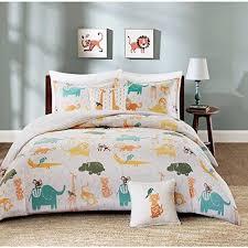 theme comforter kids zoo animal theme comforter set