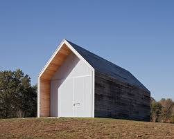 barn like homes why modern architecture came back and what it looks like now curbed