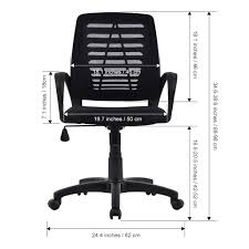 Office Chair Weight Capacity Ergonomic Excutive Office Chair Mid Back Mesh Computer Task Desk
