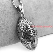 aliexpress com buy high quality heavy silver rugby 316l
