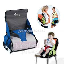 Baby Seat For Dining Chair Child Dining Booster Seat Portable Baby Booster Seat Toddler