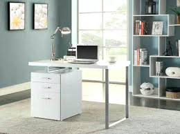grey desk with drawers modern desk with drawers grey modern desk co grey modern desk co
