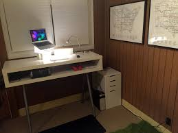 Stand Up Desks Ikea by Hacking A Standing Desk For 114