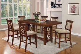 How To Decorate Your Dining Room Table Bedroomdiscounters Counter Height Dining