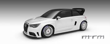 audi a1 wrc mtm audi a1 nardo edition is inspired by b rallying