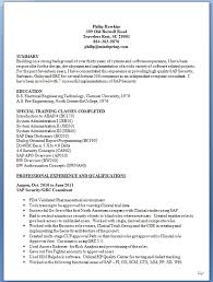 security resume format best professional security officer resume