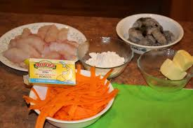 la cuisine de michel médaillons de lotte en sauce aux crustacés la cuisine de michel