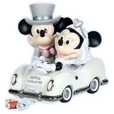 mickey and minnie cake topper minnie and mickey wedding cake topper wedding corners