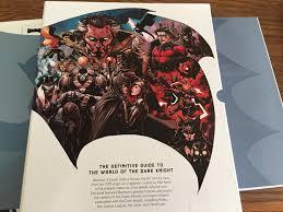 batman a visual history u0026 dc comics a visual history review
