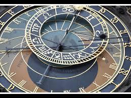 interesting photos of the astronomical clock in prague czech