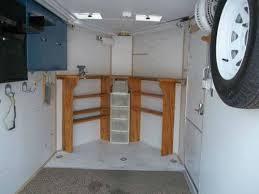 v nose trailer cabinets enclosed trailer cabinets v nose images lc pinterest enclosed