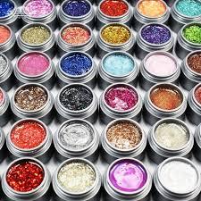 aliexpress com buy perfect summer acrylic glitter gel uv gel 12