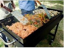 blackstone griddle surround table 8 best outdoor griddle recipes images on pinterest cooking recipes