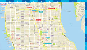 Nyc City Map New York City Map Travel Guide Amazon Co Uk Lonely Planet