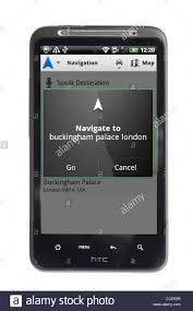 Google Maps Navigation Spracherkennung Auf Google Maps Navigation Mit Einem Htc